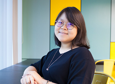 Caryn Cheu Teck Rhong