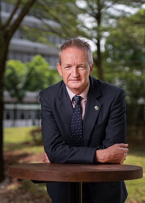 Professor John Wilson, Deputy Vice-Chancellor and Chief Executive Officer of Swinburne Sarawak