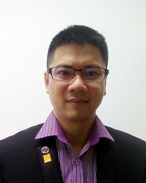 Swinburne's Deputy Head of School of Engineering Dr Chua Hong Siang