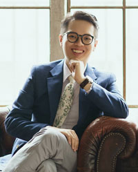 Hugh Leong